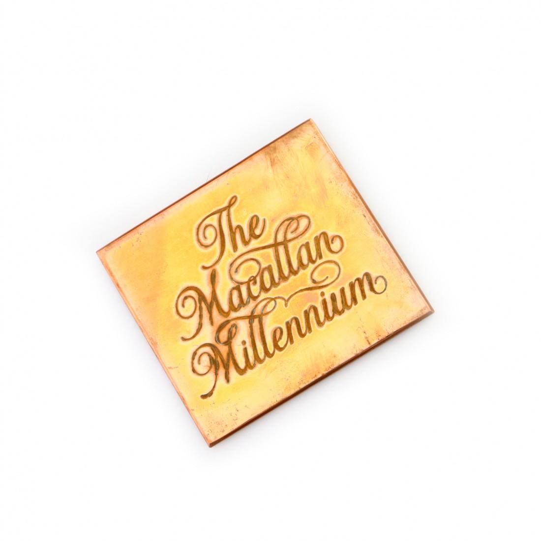 *Macallan 1949 Millennium Decanter 50 Year Old