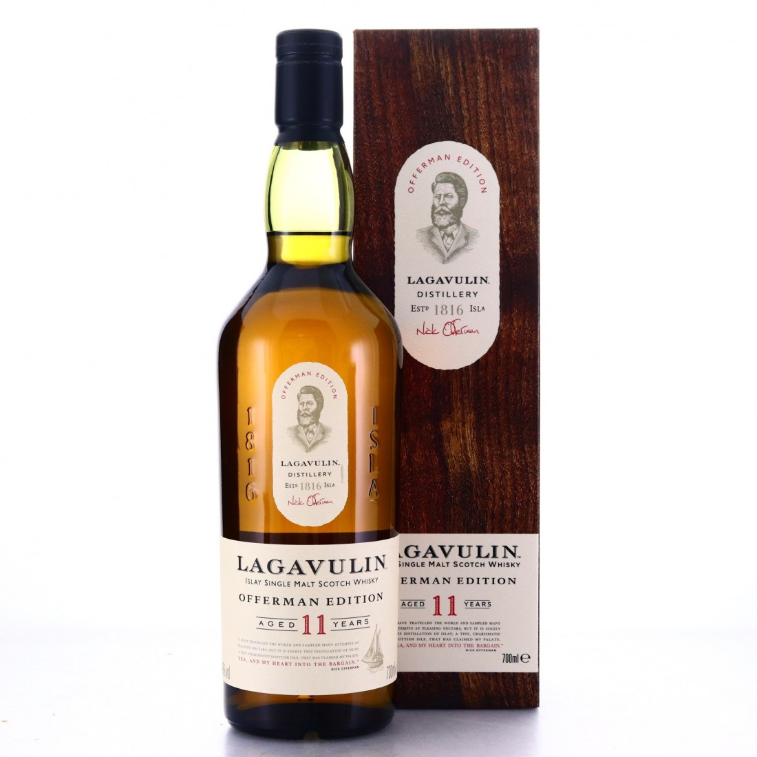 Lagavulin Offerman Edition 11 Year Old