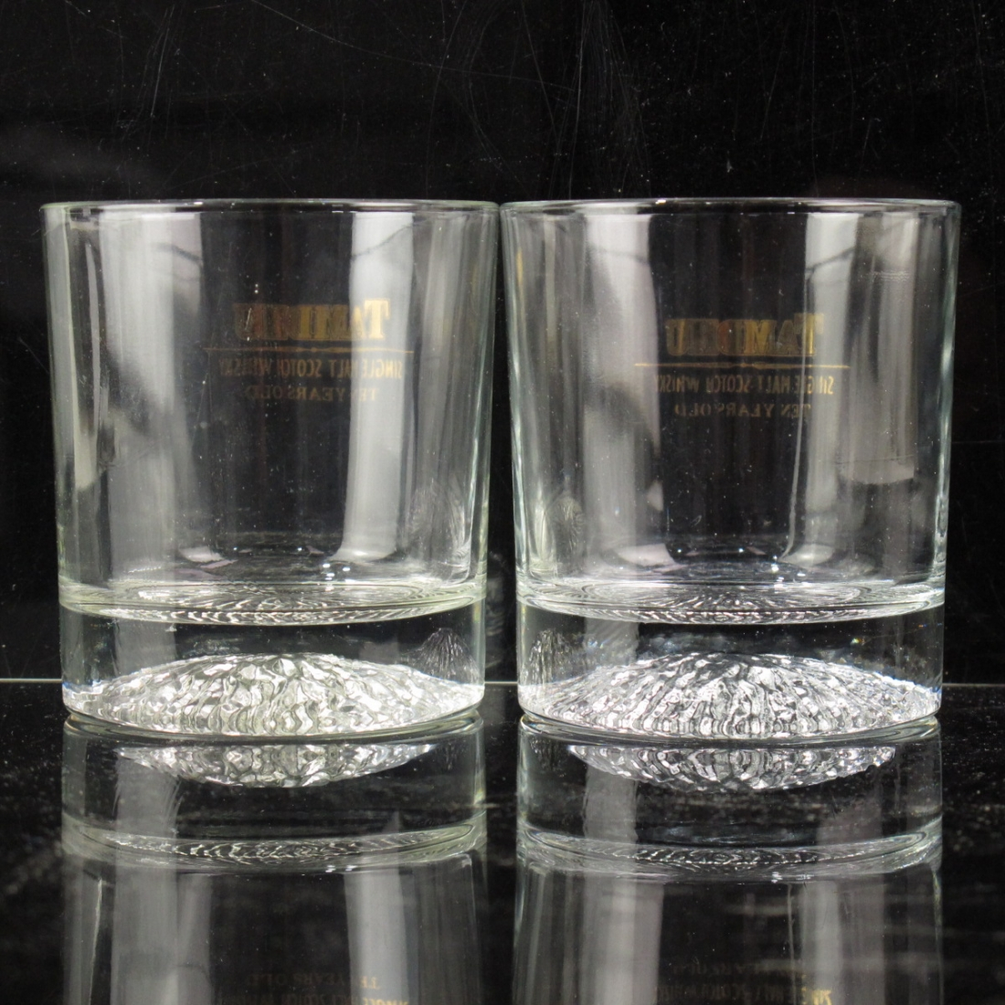 Tamdhu Glasses x 2