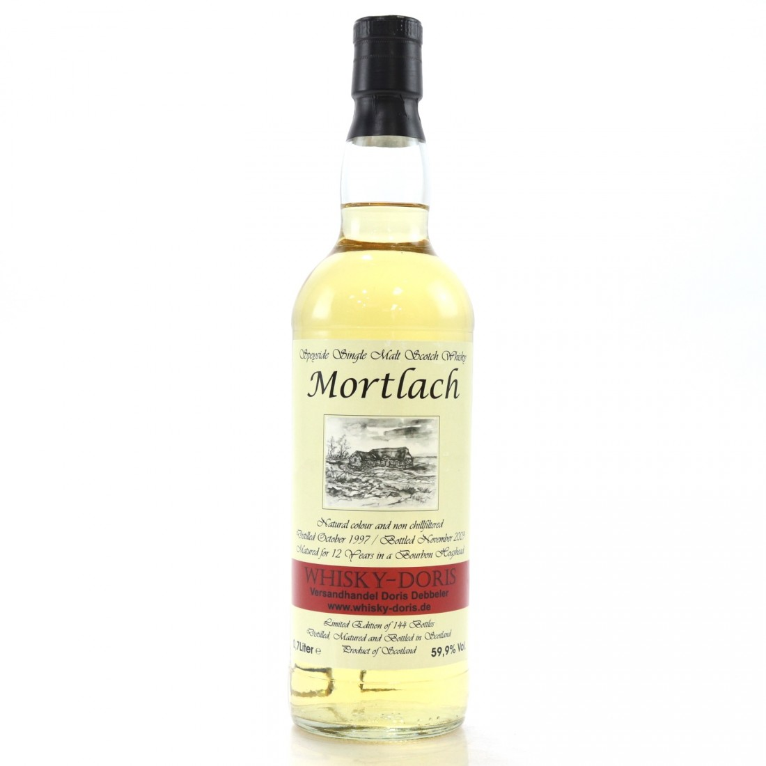 Mortlach 1997 Whisky-Doris 12 Year Old