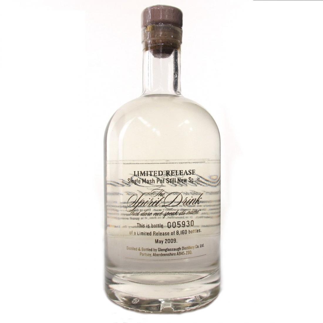 Glenglassaugh New Make Spirit Drink / Limited Release