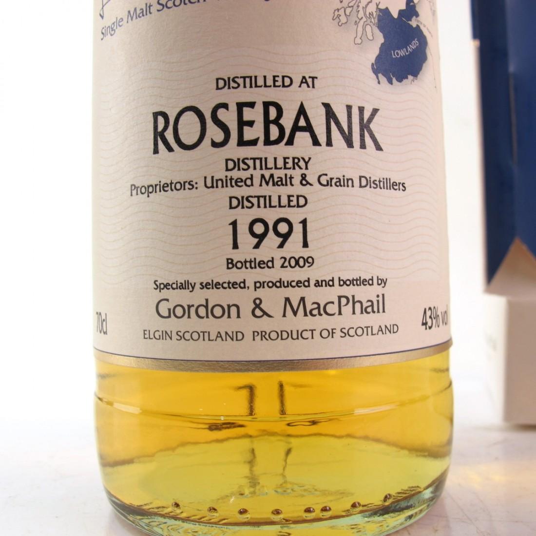 Rosebank 1991 Gordon and MacPhail