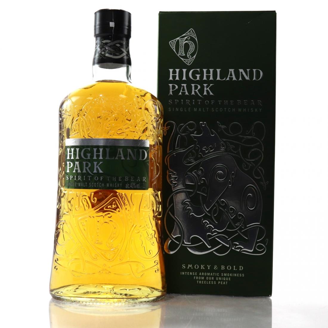 Highland Park Spirit of the Bear 1 Litre