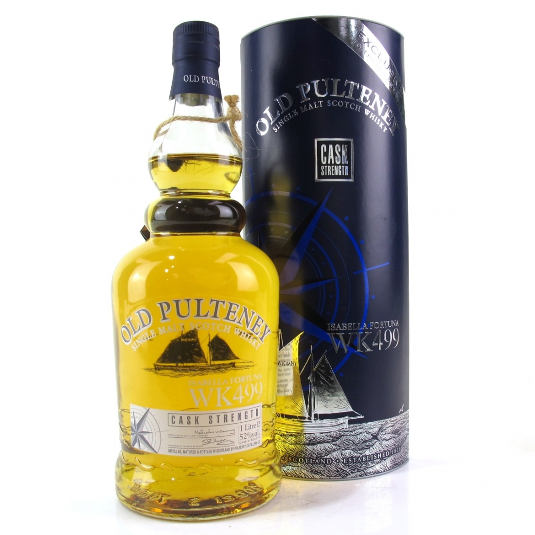 Old Pulteney WK499 Isabella Fortuna First Release 1 Litre