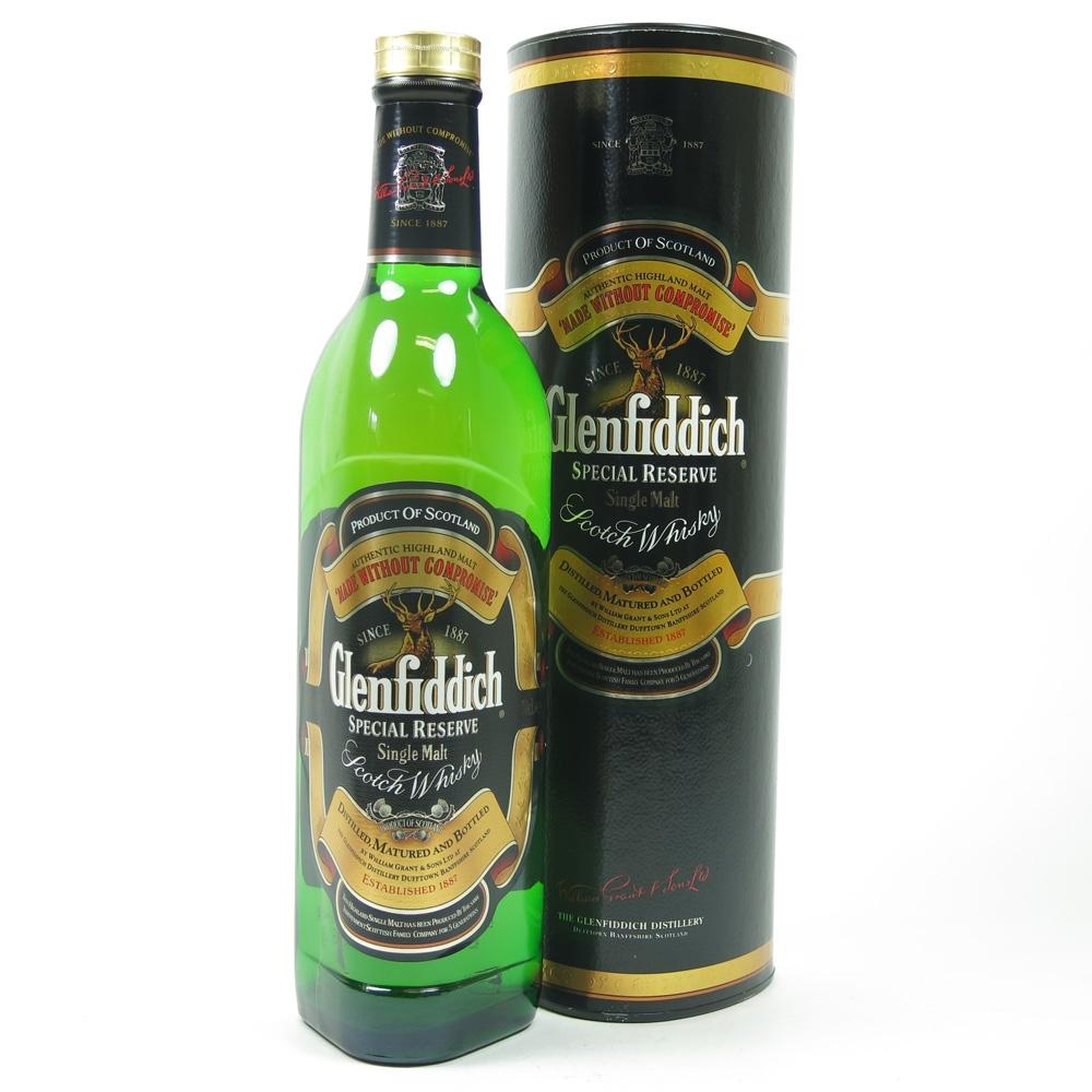 Glenfiddich Special Old Reserve