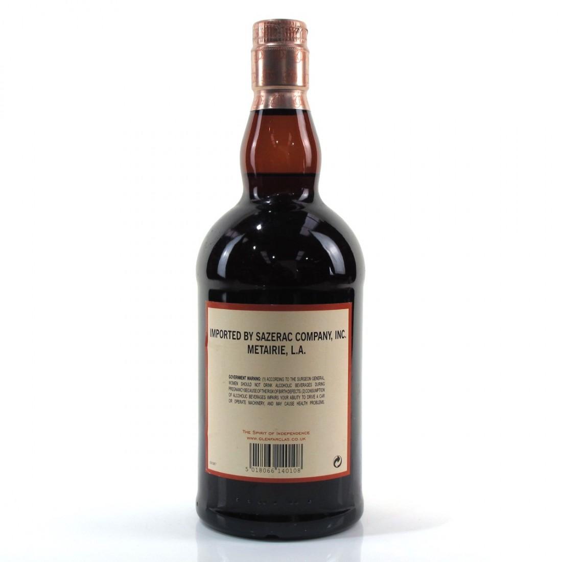 Glenfarclas 1990 Vintage 75cl / K&L Wines Exclusive