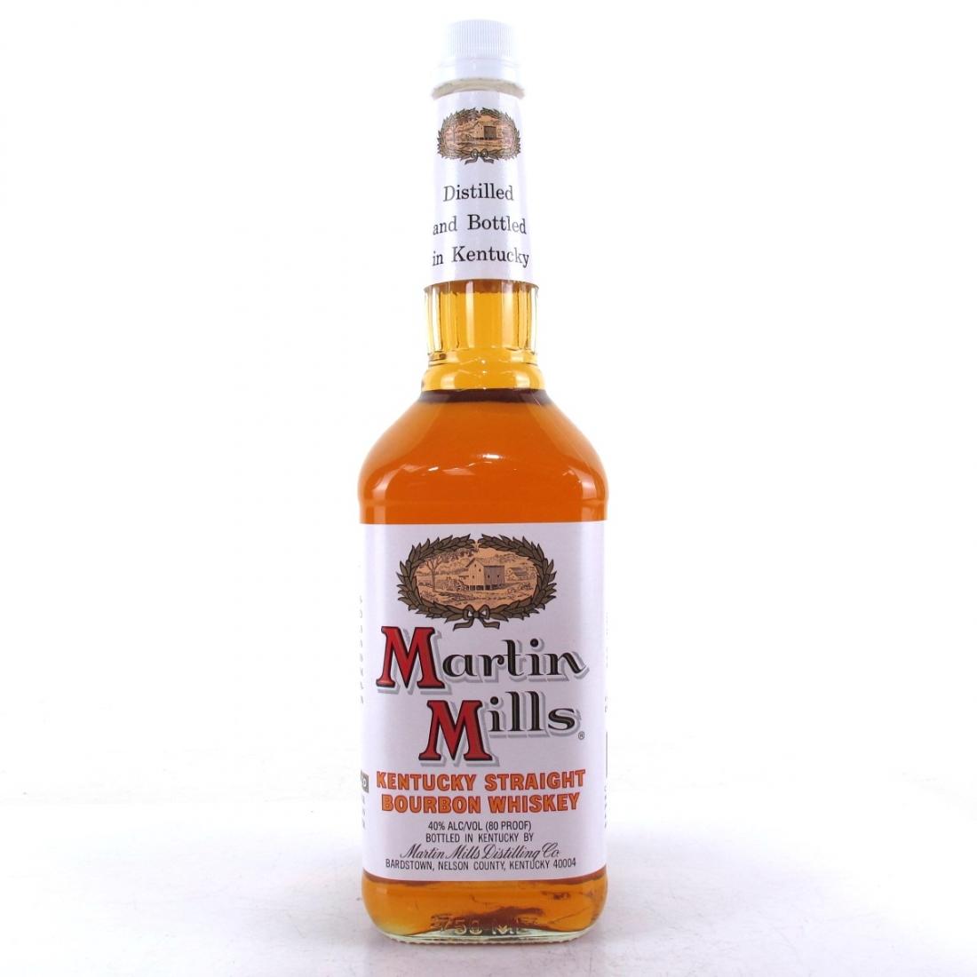 Martin Mills Kentucky Straight Bourbon / Japanese Import
