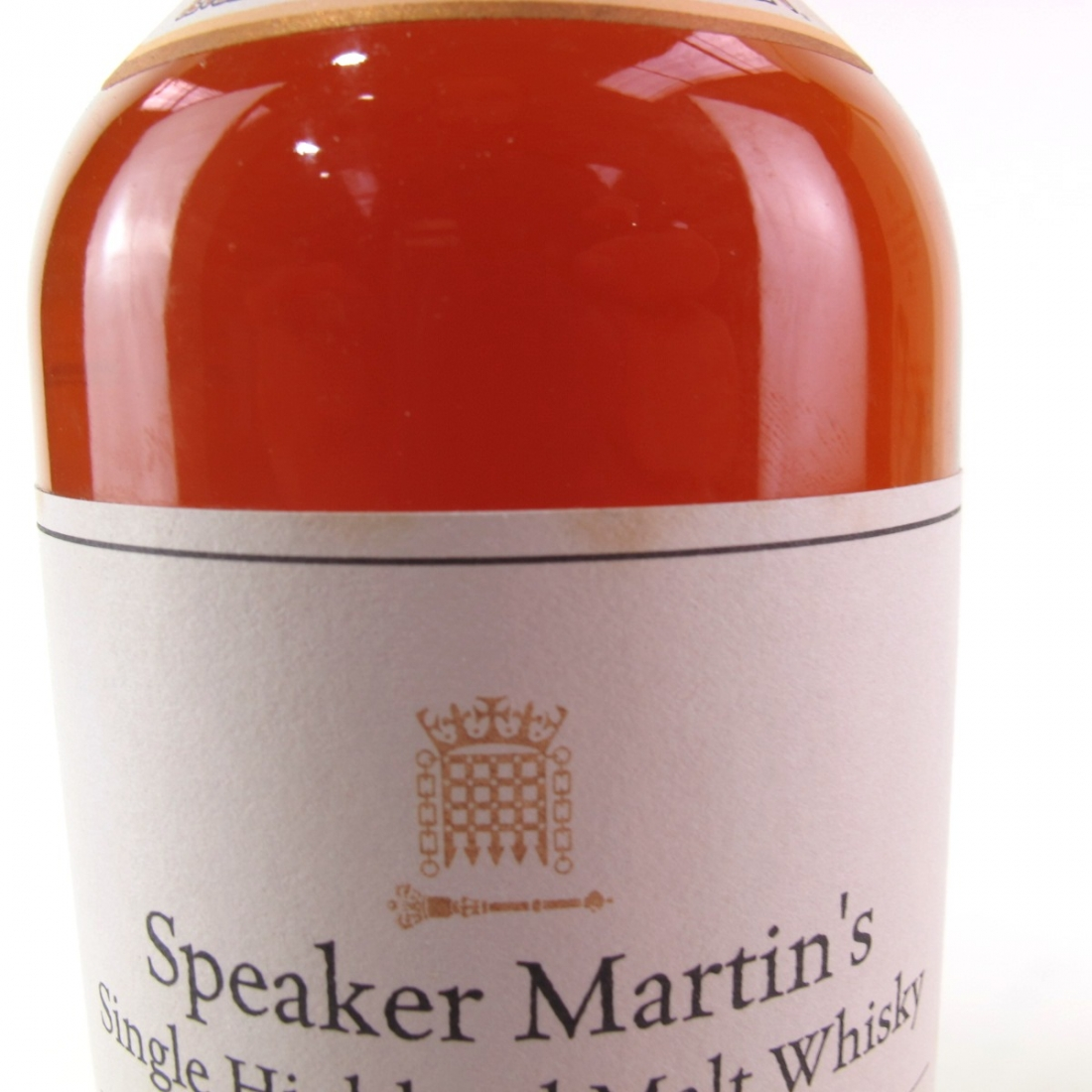 Macallan 10 Year Old Speaker Martin's