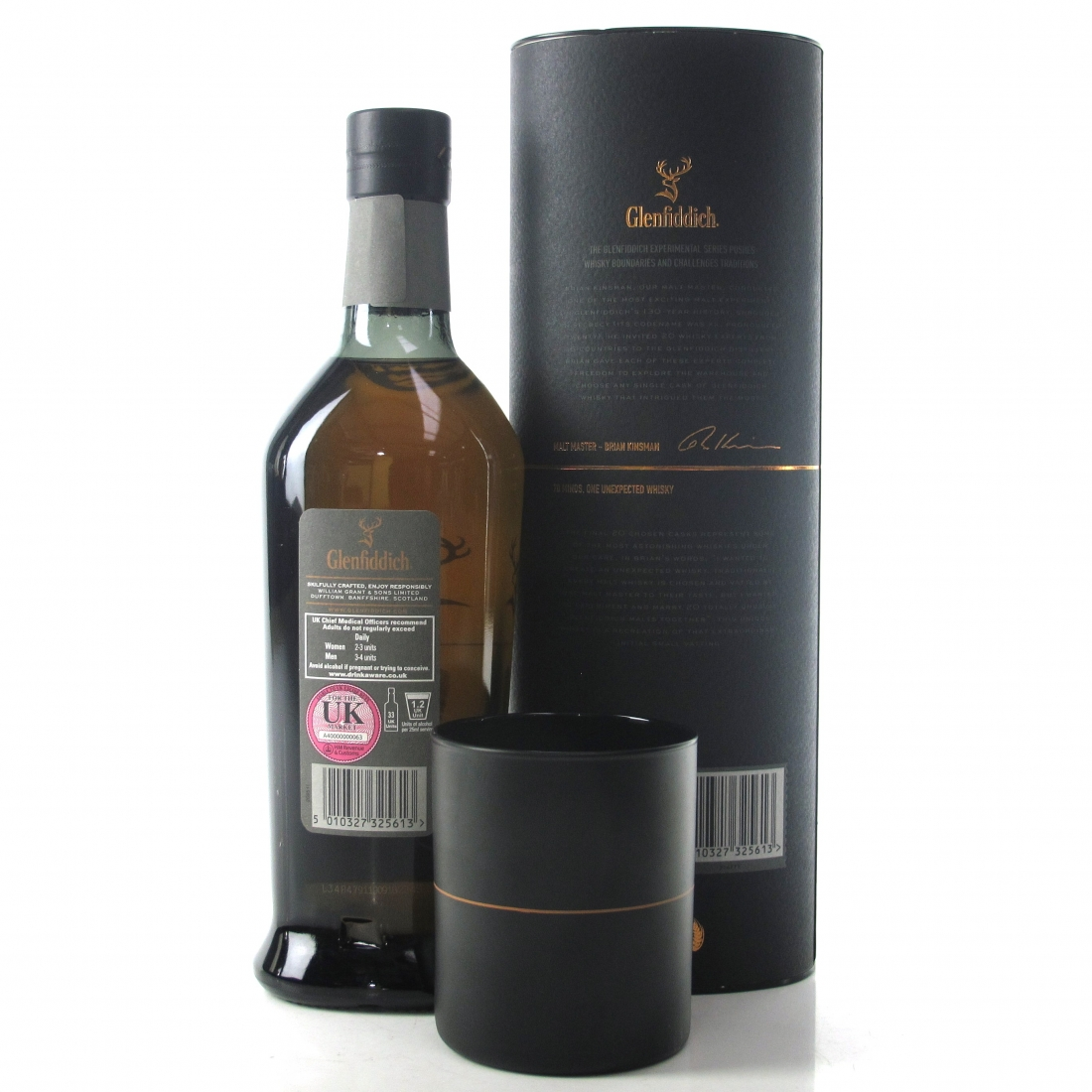 Glenfiddich Experimental Series #2 Project XX / including Glass