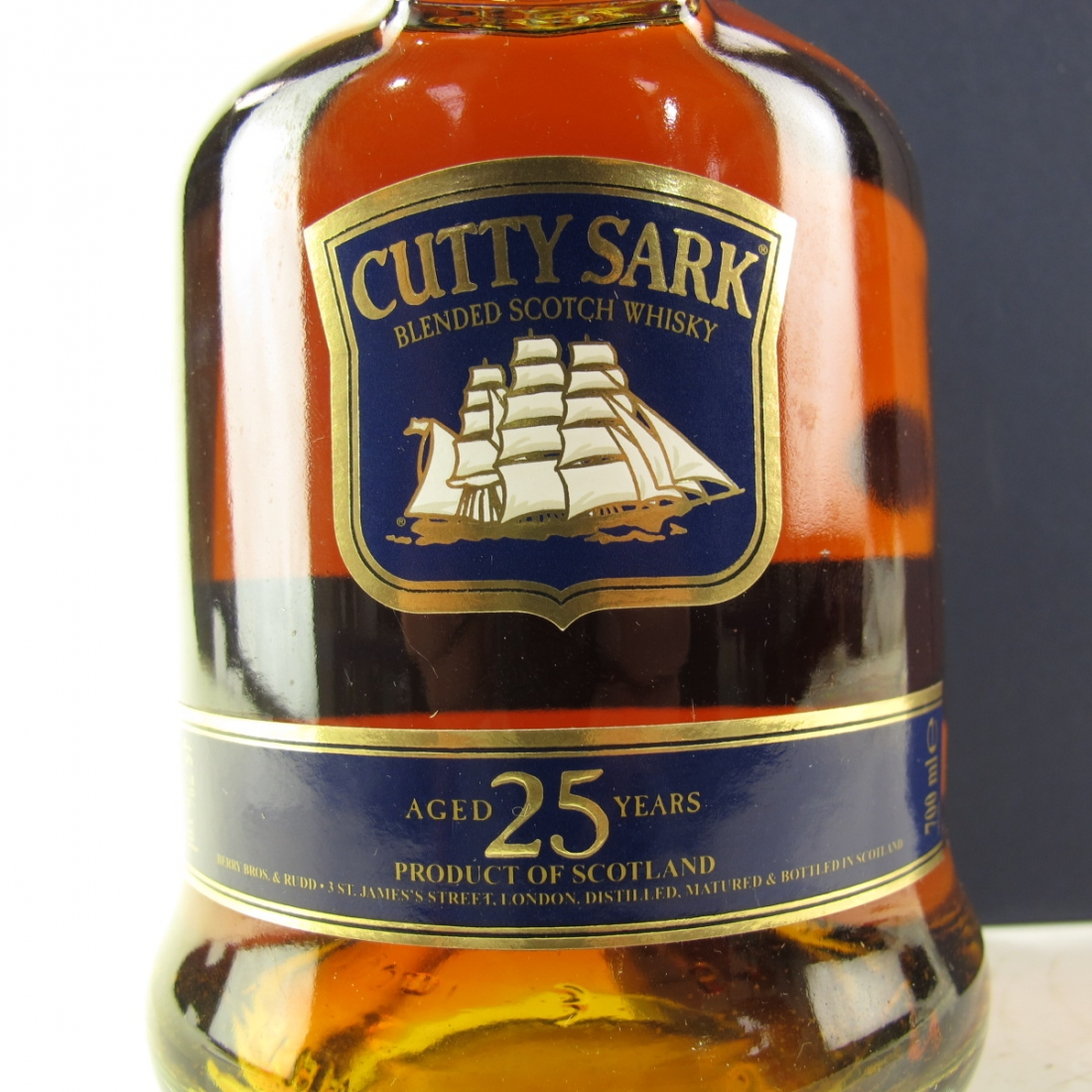 Cutty Sark 25 Year Old