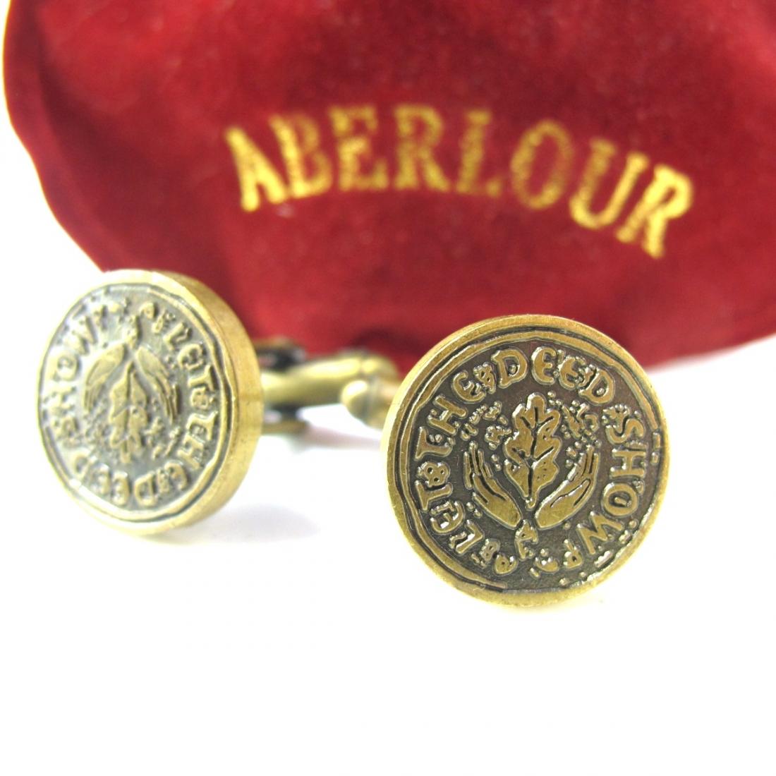 Aberlour 10 Year Old 1990s / Including Cufflinks