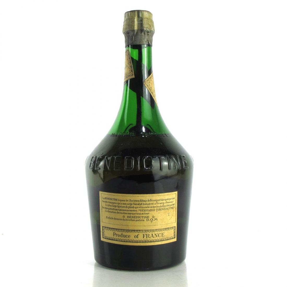 Benedictine D.O.M Liqueur