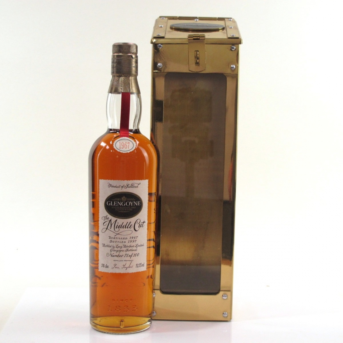 Glengoyne 1967 The Middle Cut
