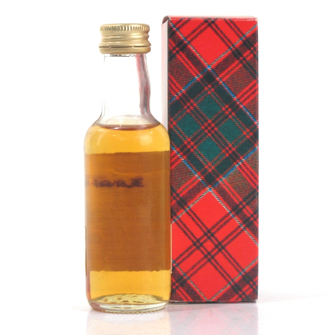 Cragganmore 1976 Gordon and MacPhail Cask Strength Miniature 5cl