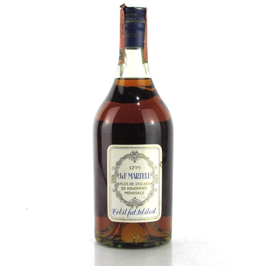 Martell 3-Star Cognac 1970s