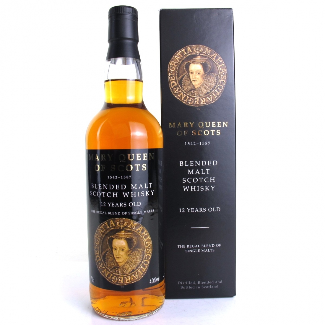 Mary Queen of Scots 12 Year Old Blended Malt
