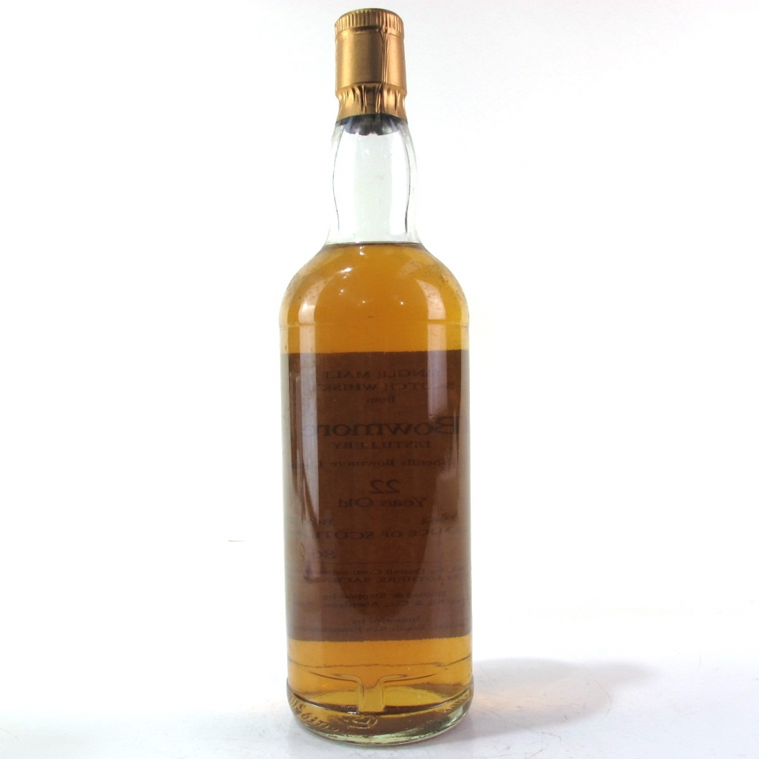 Bowmore 1964 Duthie for Corti 22 Year Old 75cl / US Import