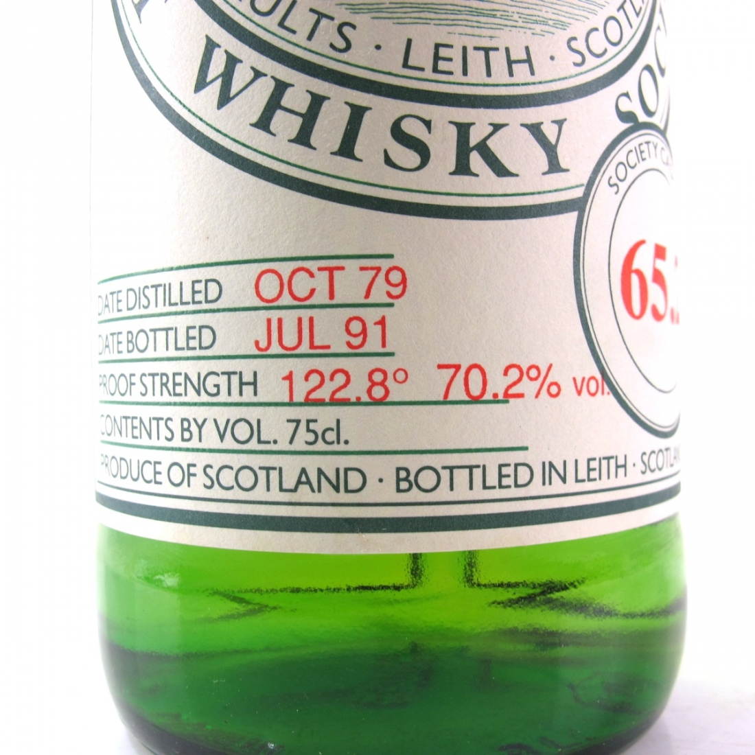 Imperial 1979 SMWS 11 Year Old 65.2