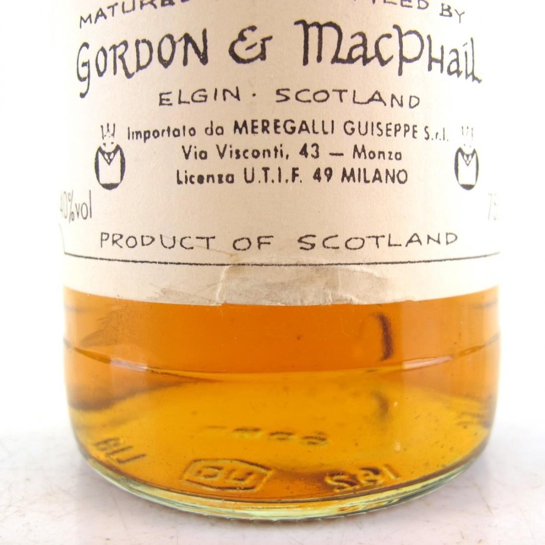 Port Ellen 1970 Gordon and MacPhail / Meregalli Import