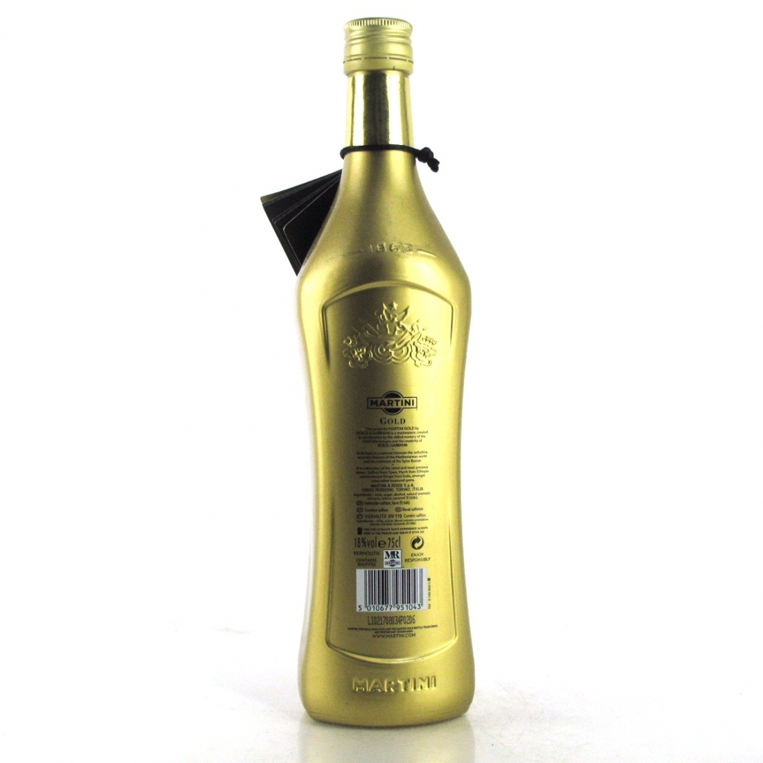 Martini Gold 75cl / Dolce & Gabbana