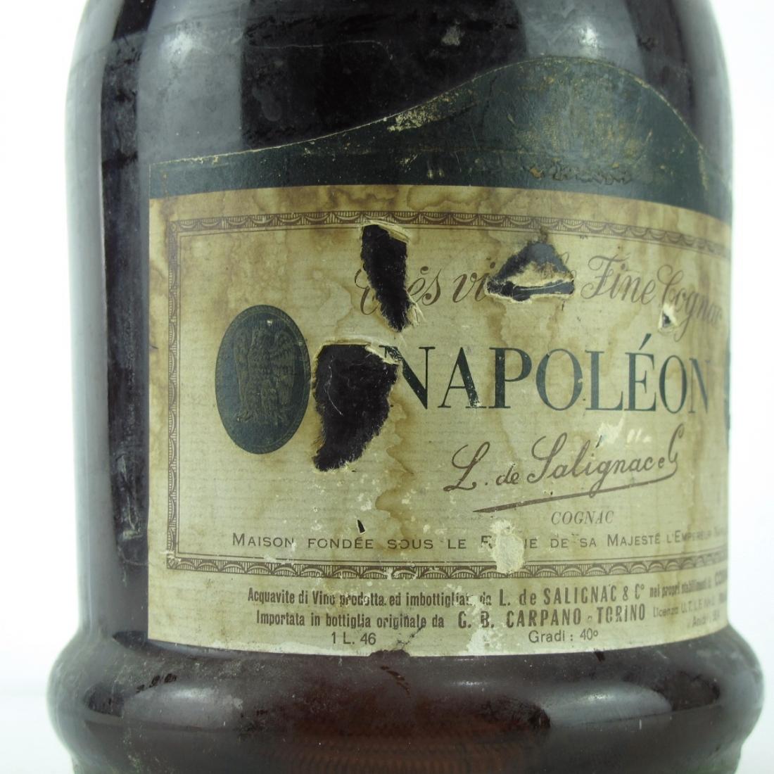 Salignac Napoleon Cognac 1.5 Litre