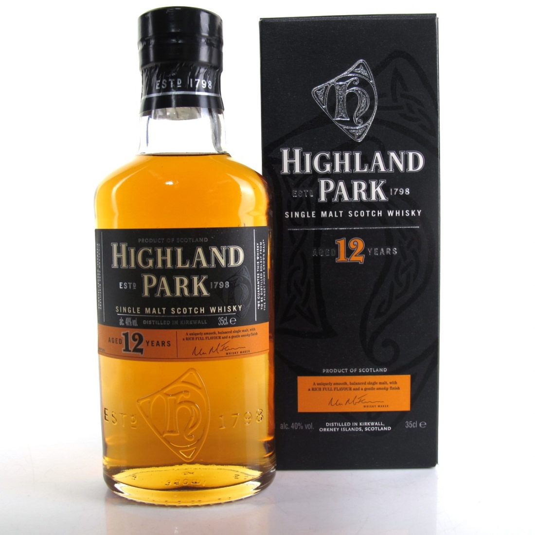 Highland Park 12 Year Old 35cl