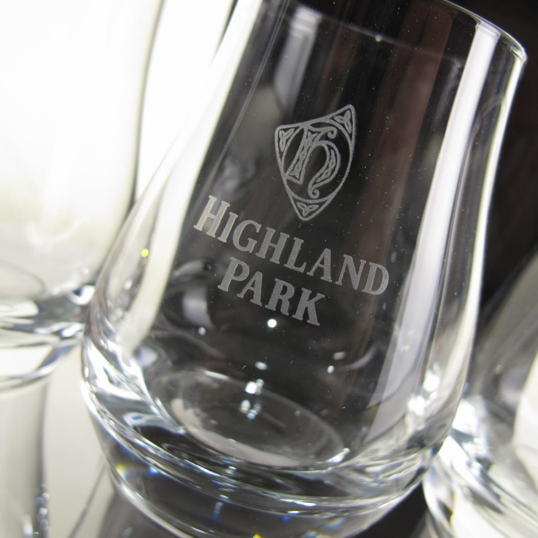 Highland Park Glasses x 6