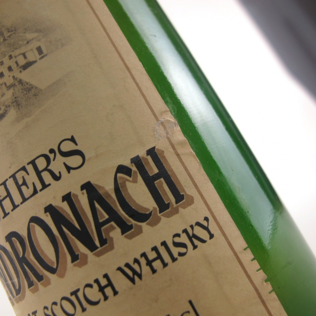 Glendronach 8 Year Old 1980s / Teacher's