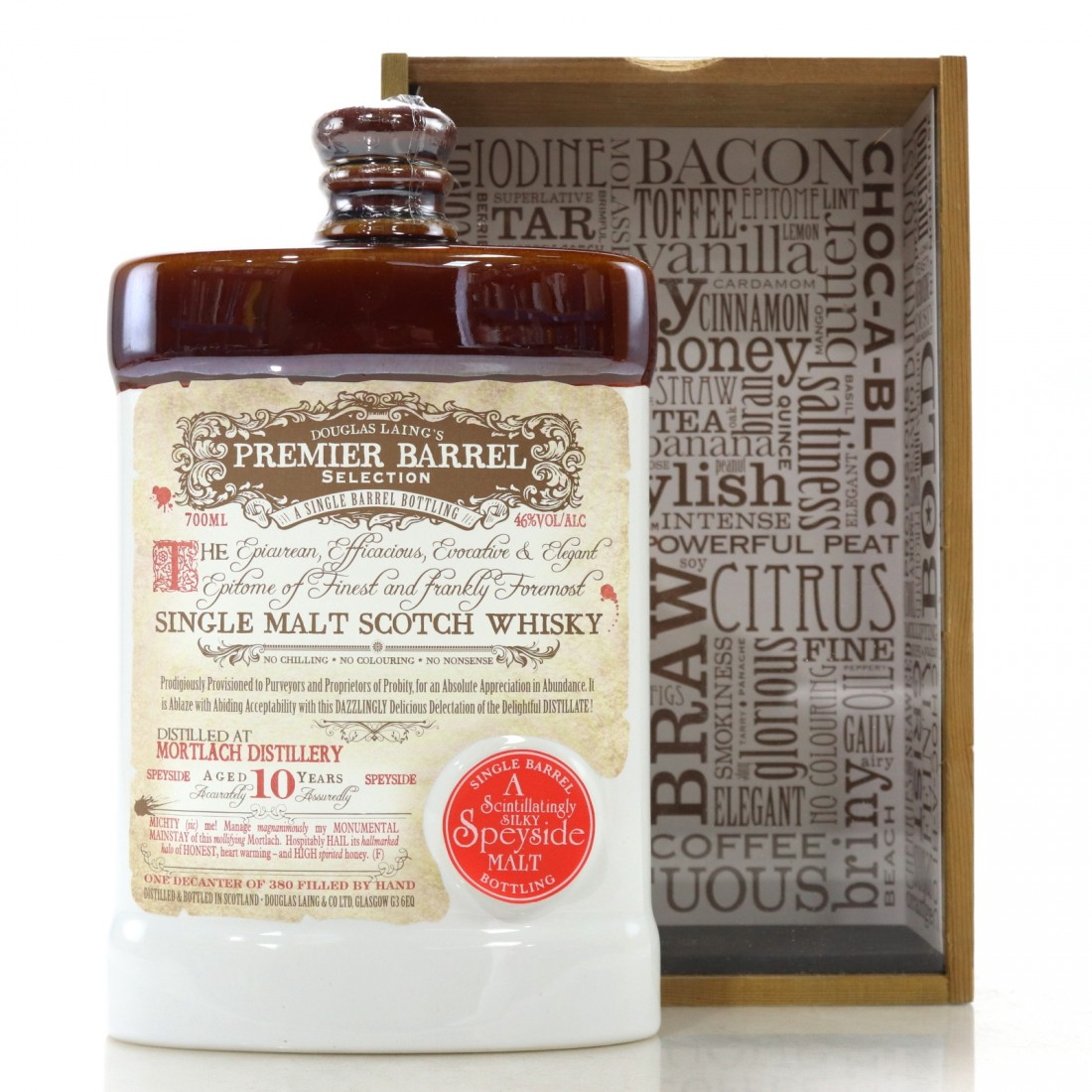 Mortlach 10 Year Old Douglas Laing