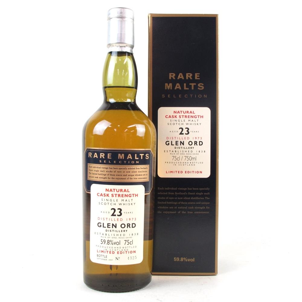 Glen Ord 1973 Rare Malt 23 Year Old 75cl / 59.8%