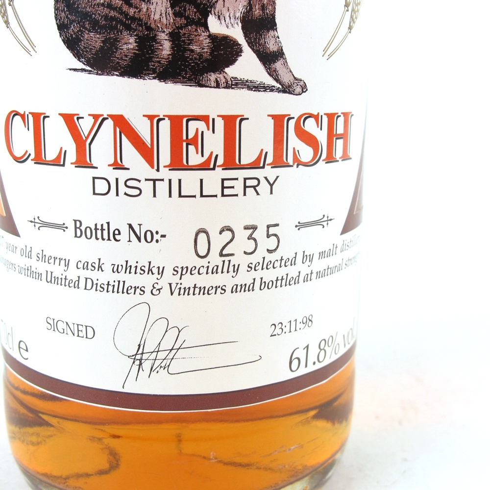 Clynelish 17 Year Old Manager's Dram 1998