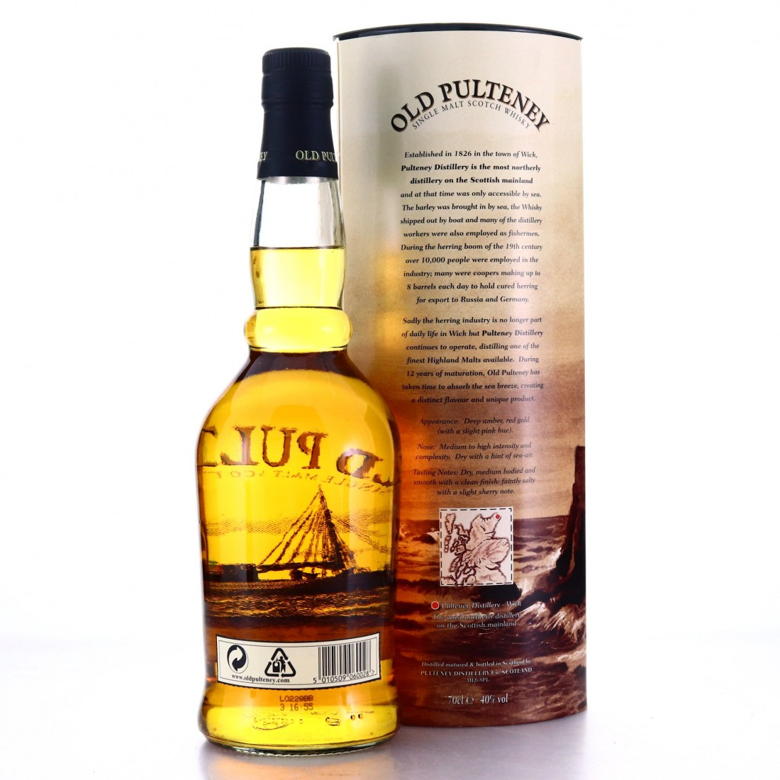 Old Pulteney 12 Year Old 1990s