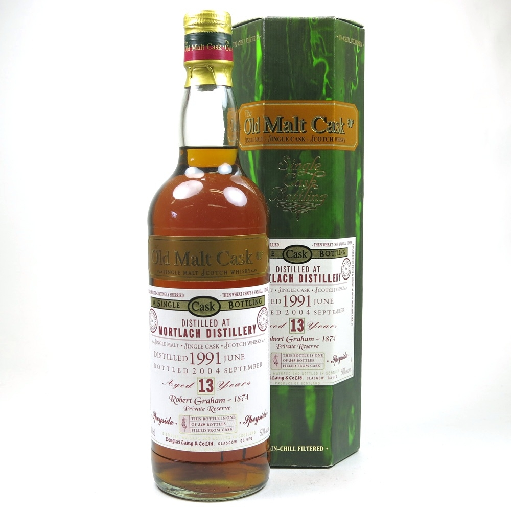 Mortlach 1991 Douglas Laing 13 Year Old