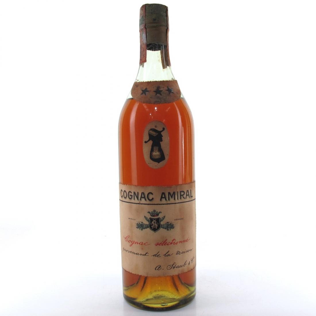 Amiral 3 Star Cognac 1960s
