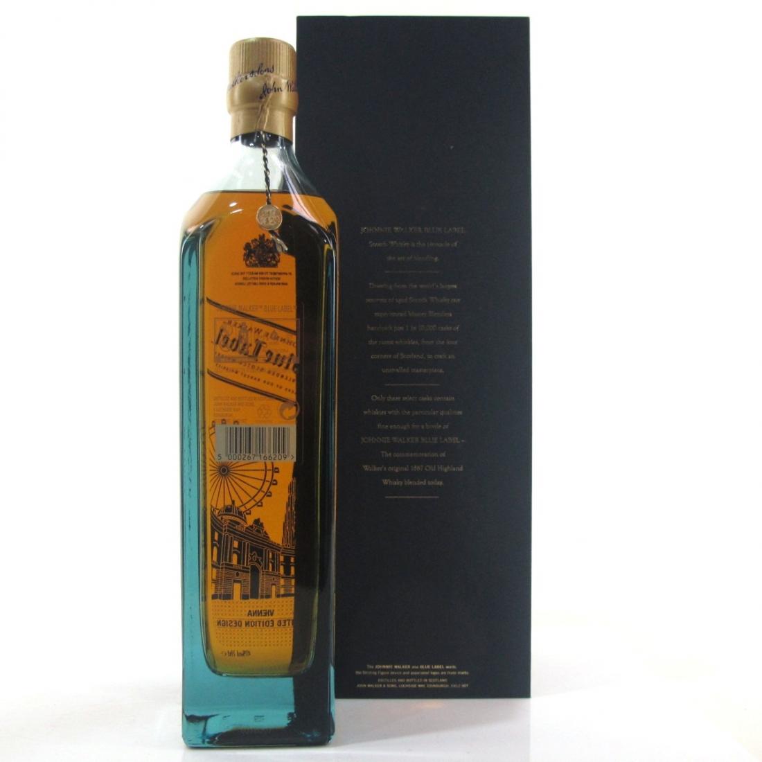 Johnnie Walker Blue Label Vienna Limited Edition