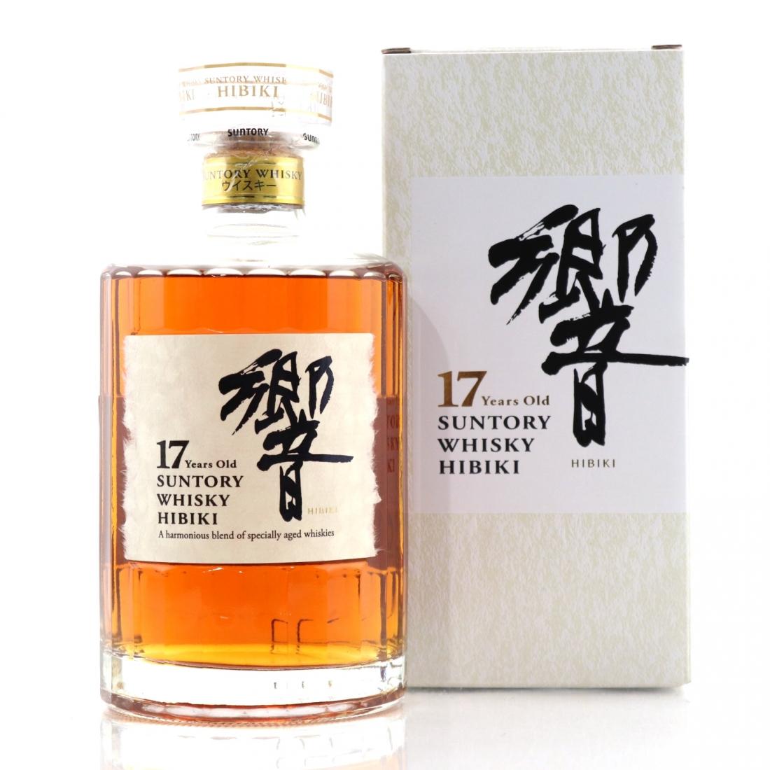 Hibiki Suntory Whisky 17 Year Old