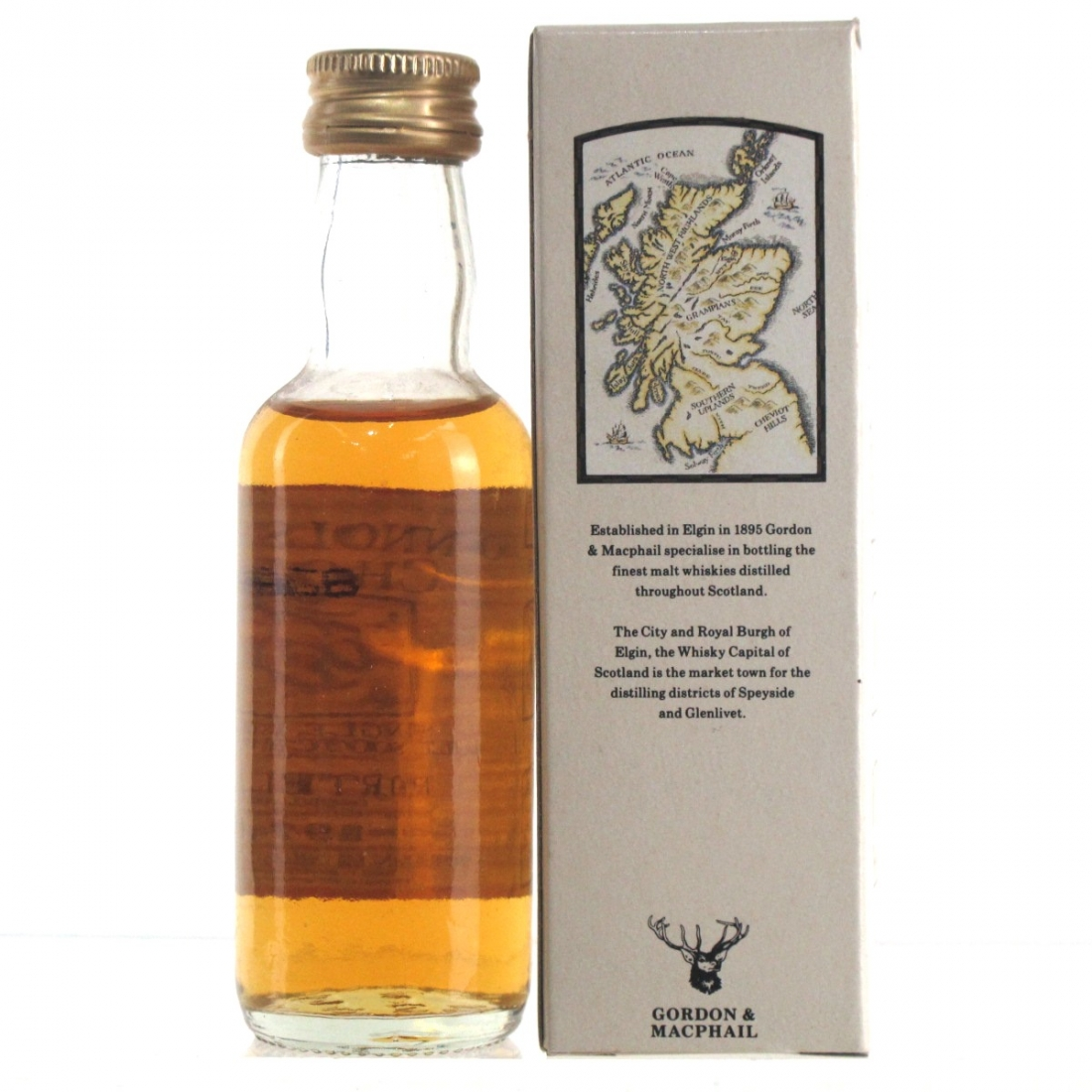 Port Ellen 1974 Gordon and MacPhail 5cl