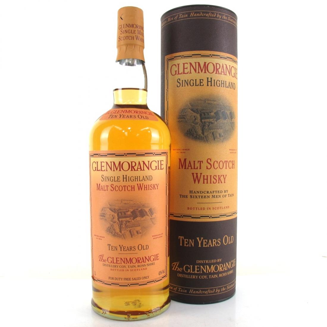 Glenmorangie 10 Year Old 1 Litre