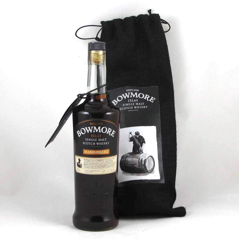 Bowmore 1997 Hand Filled Single Cask Front