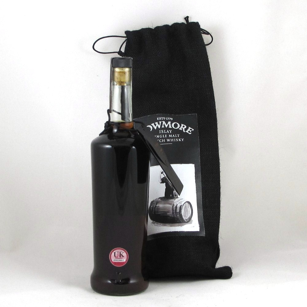 Bowmore 1997 Hand Filled Single Cask (2013 Edition) Back