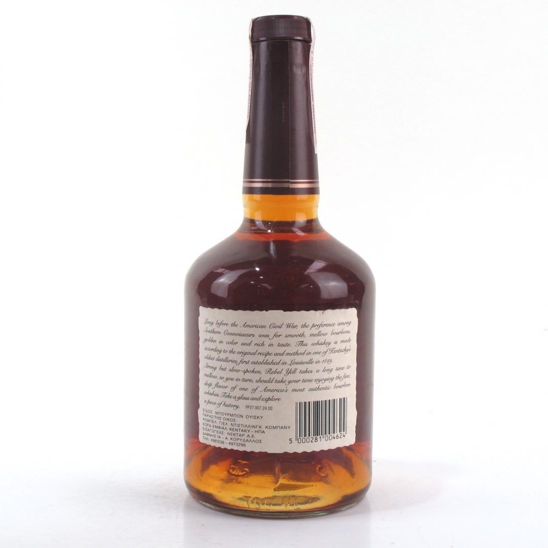 Rebel Yell Kentucky Straight Bourbon