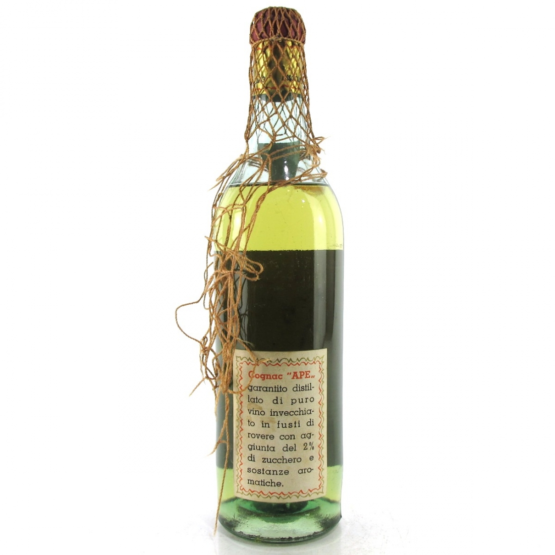 Ape Cognac Extra 1940s