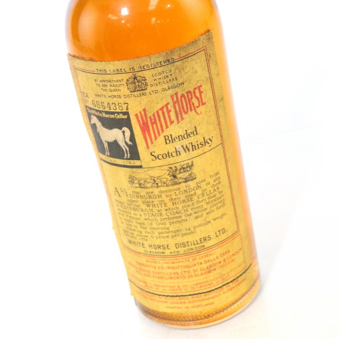 White Horse 1950s / Soffiantino Import