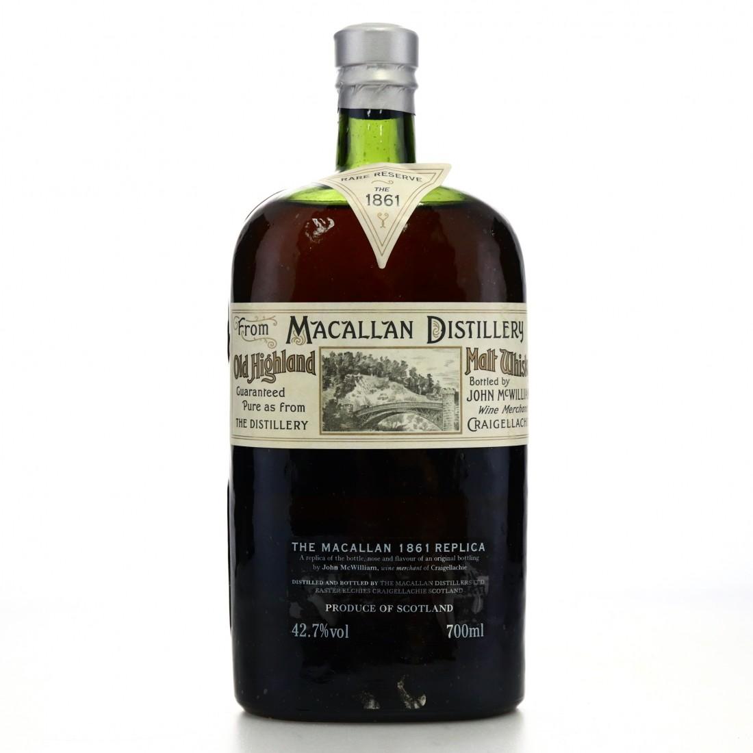 Macallan 1861 Replica