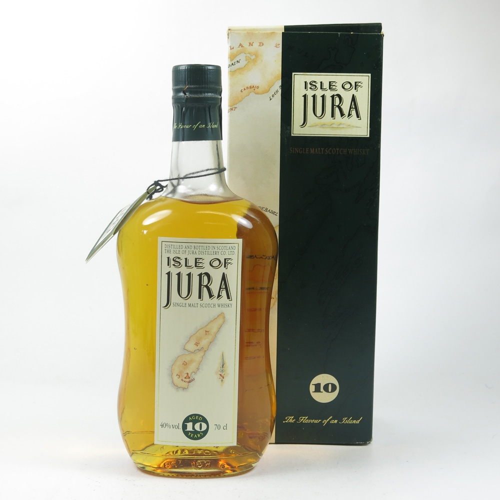 Isle of Jura 10 Year Old Front