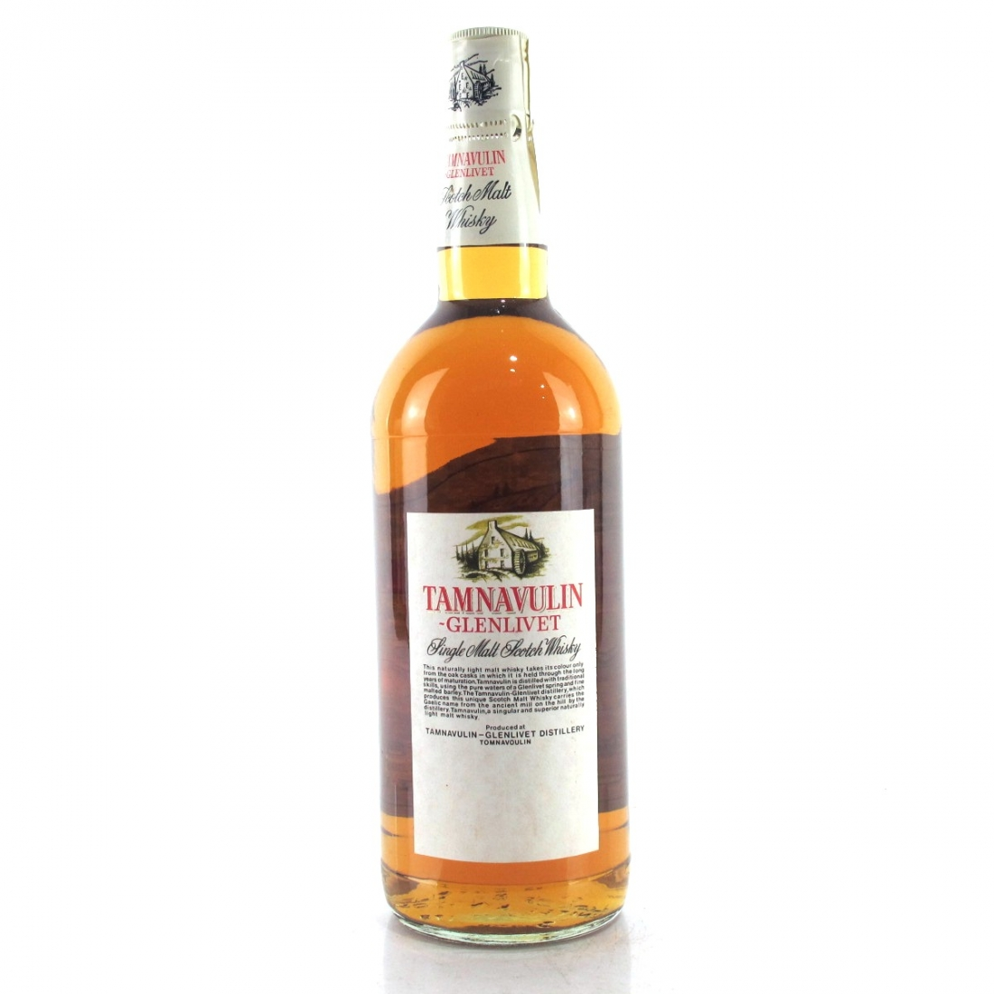 Tamnavulin 10 Year Old 1 Litre 1980s