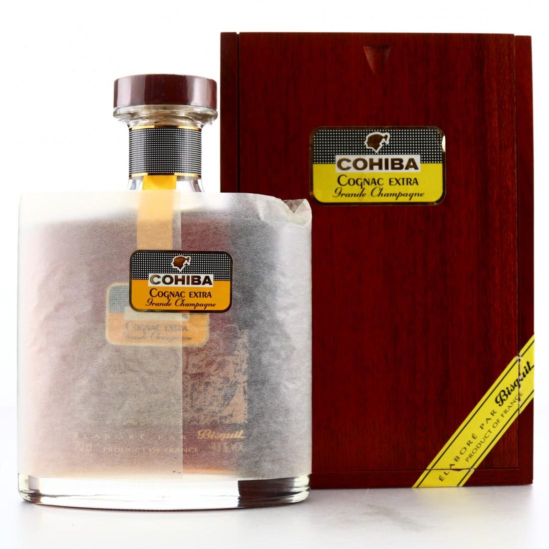 Bisquit Cohiba Cognac Extra Grand Champagne