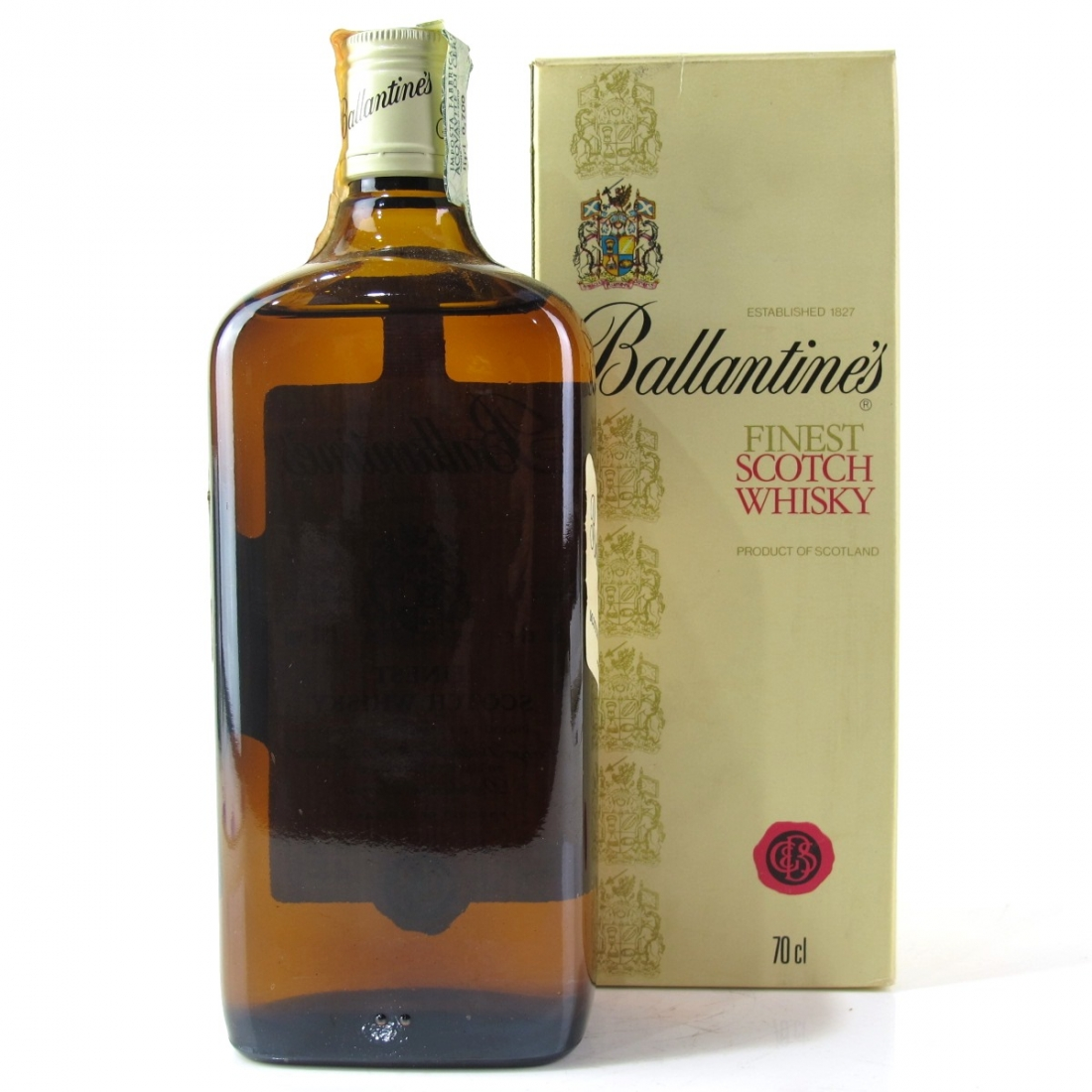 Ballantine's Finest Scotch Whisky / Spirit Import