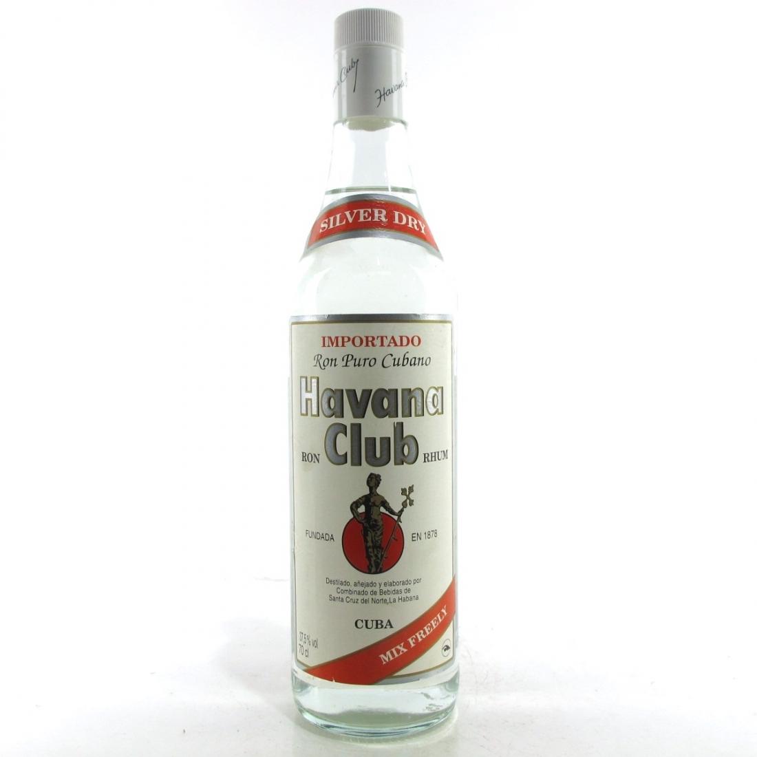 Havana Club Silver Dry Rum