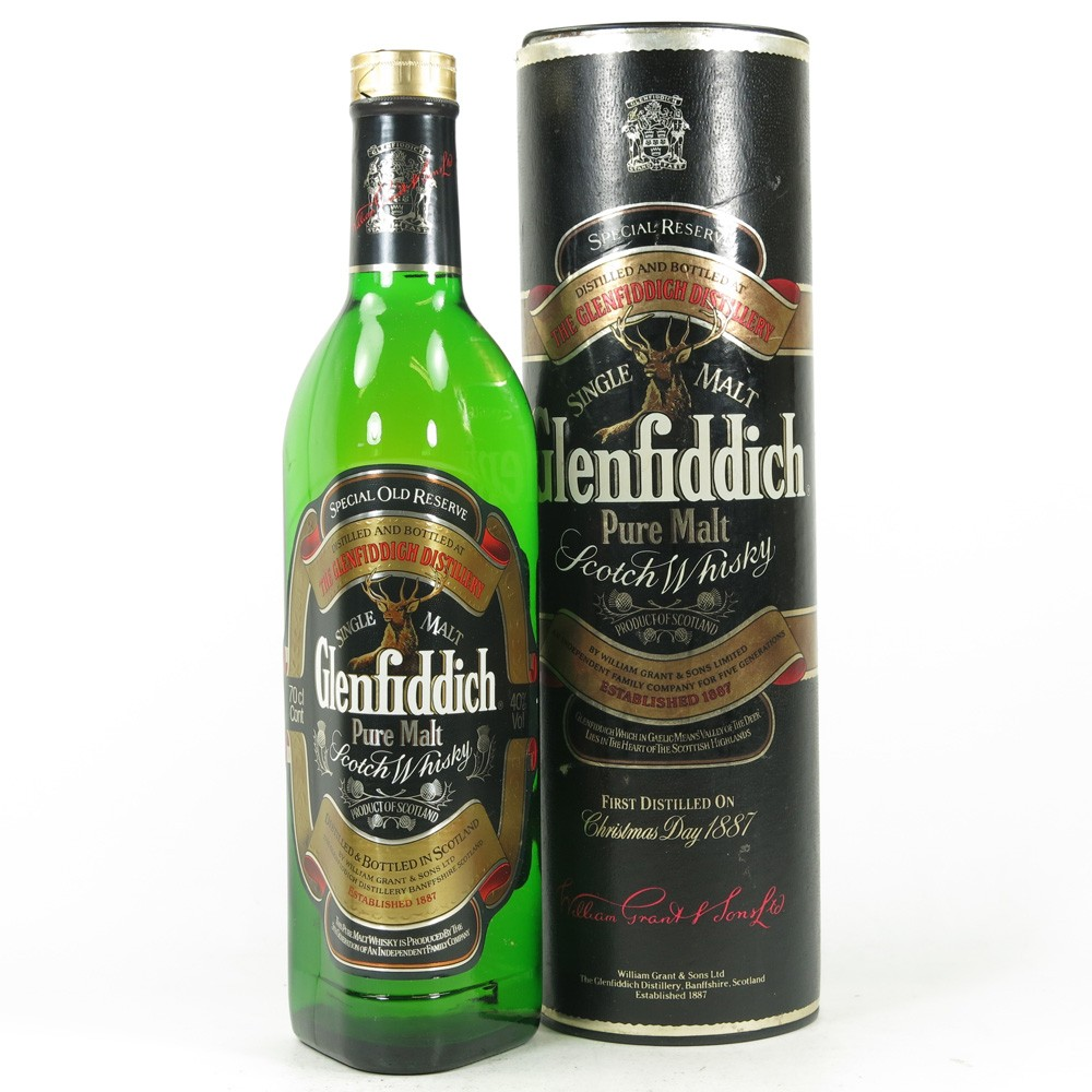 Glenfiddich Pure Malt